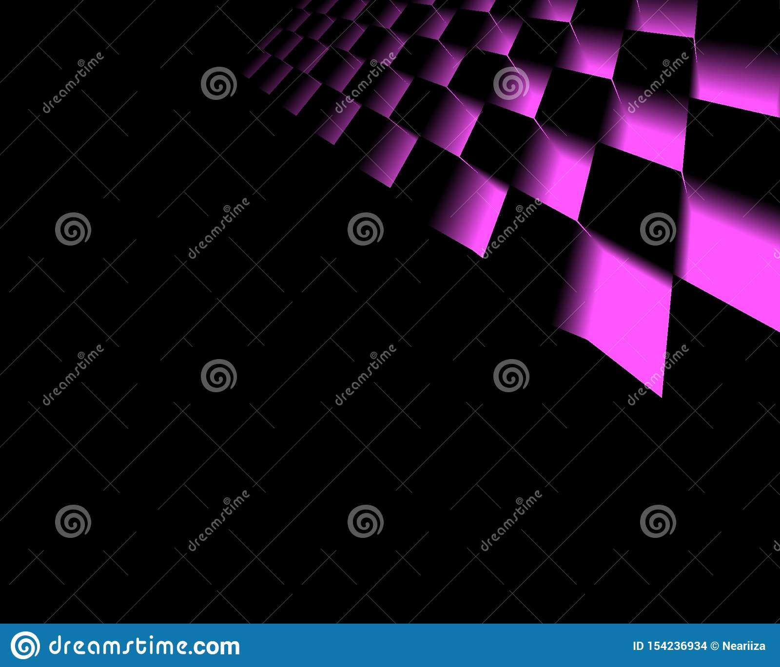 Black And Pink Abstract Background For Desktop Wallpaper Or