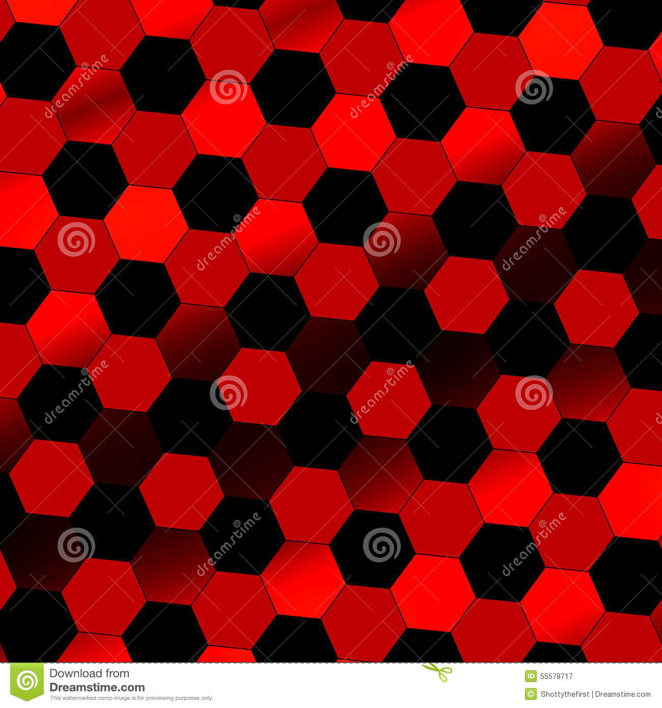 Black Red Abstract Digital Background. Technology Texture ...