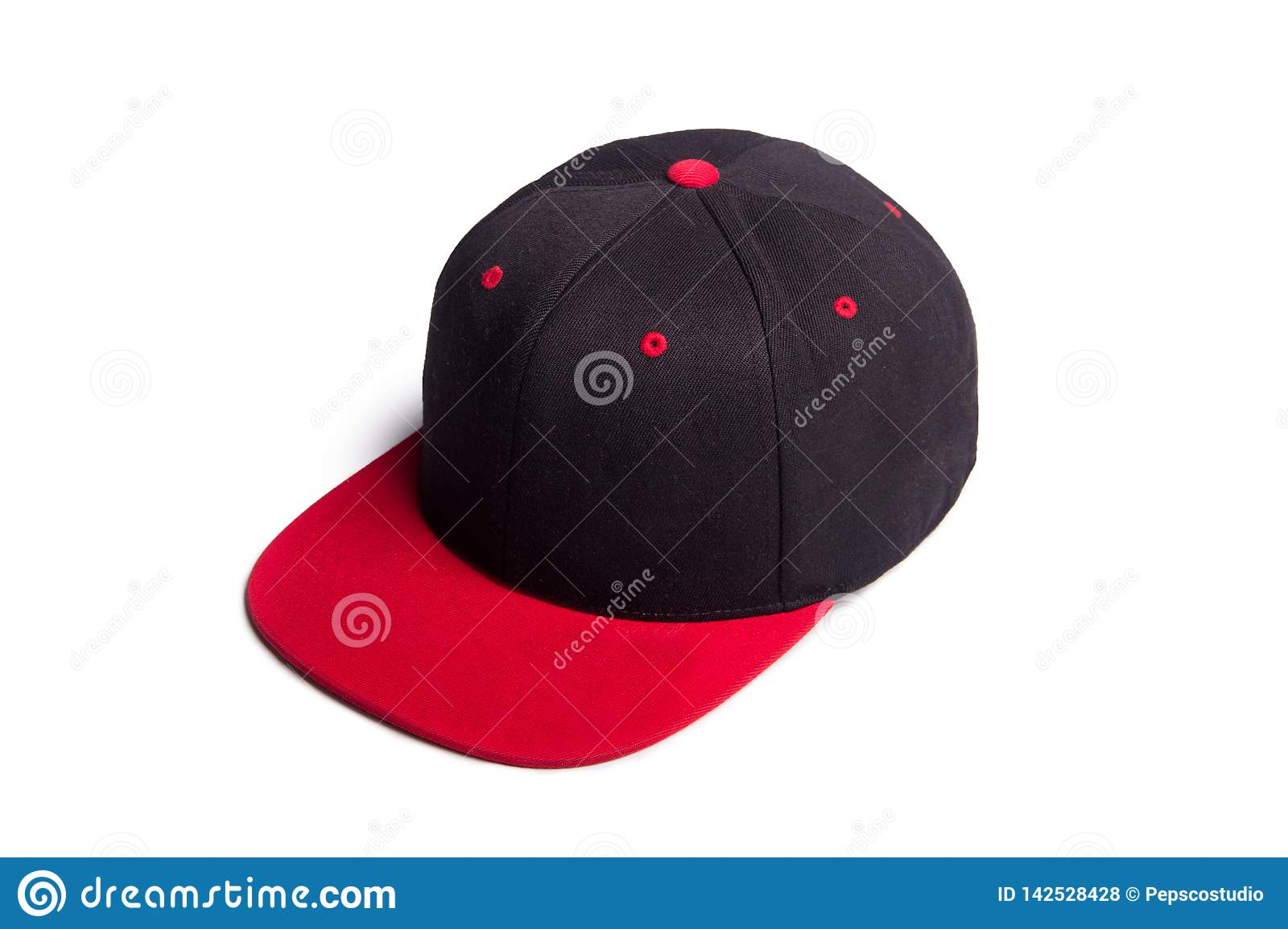 Red Hat Black And Baseball srhQdCt