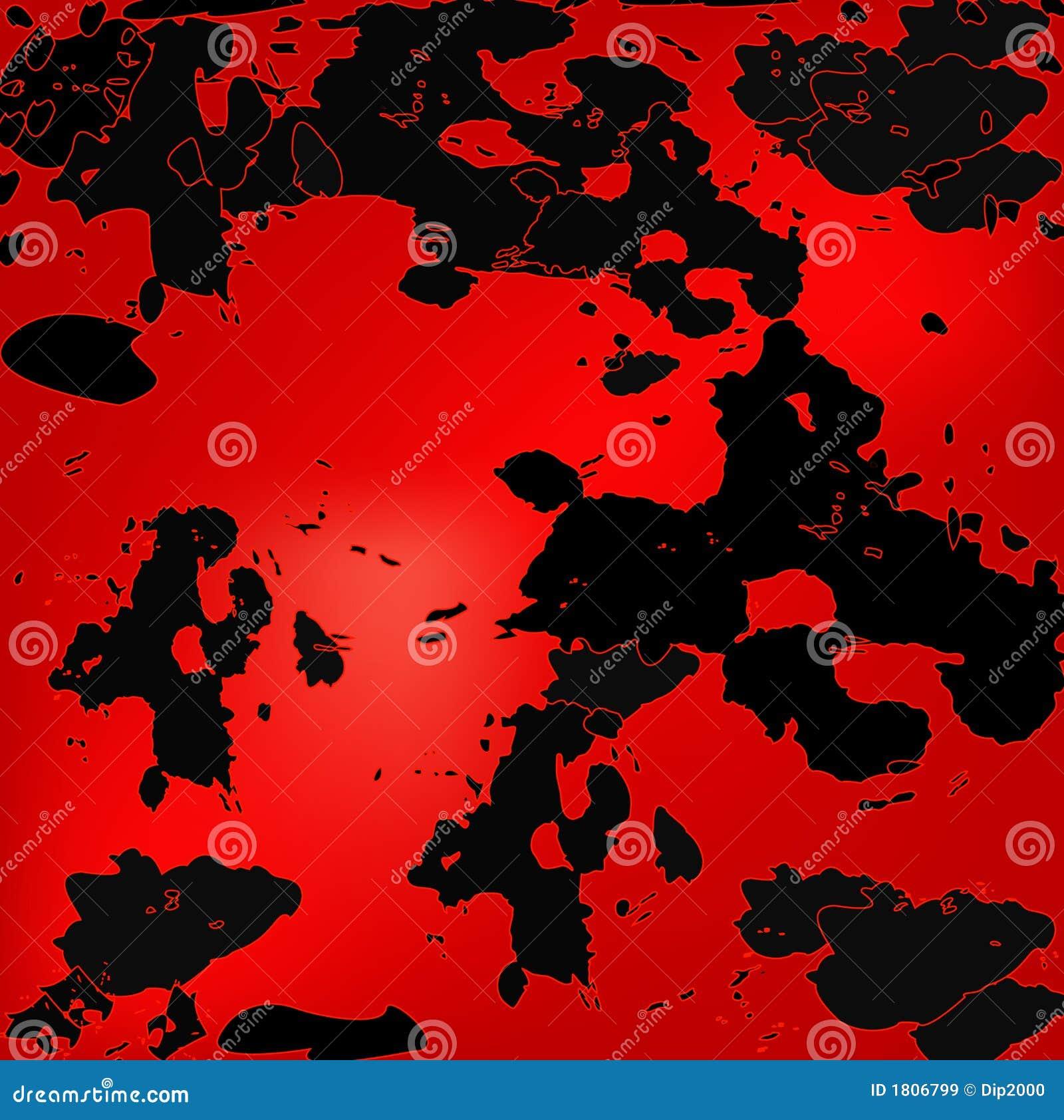 black and red grunge design royalty free stock images image 1806799. Black Bedroom Furniture Sets. Home Design Ideas
