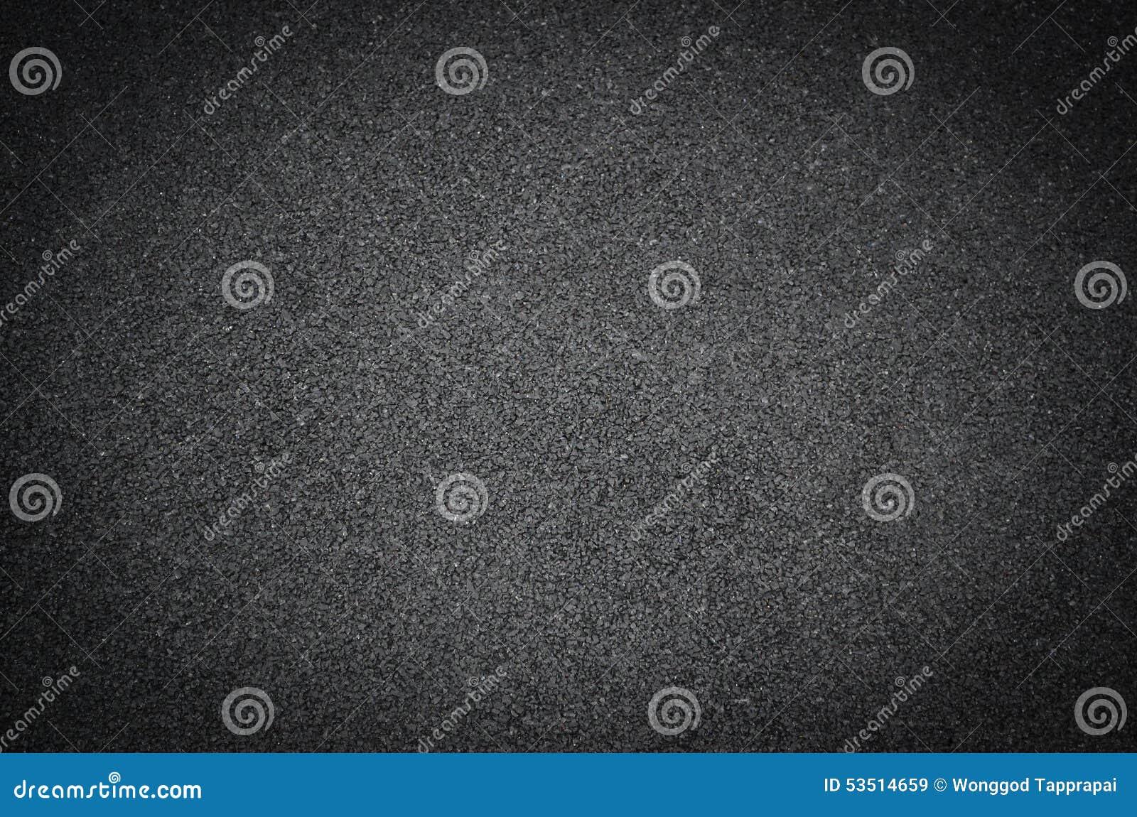 Black road background or texture, Asphalt