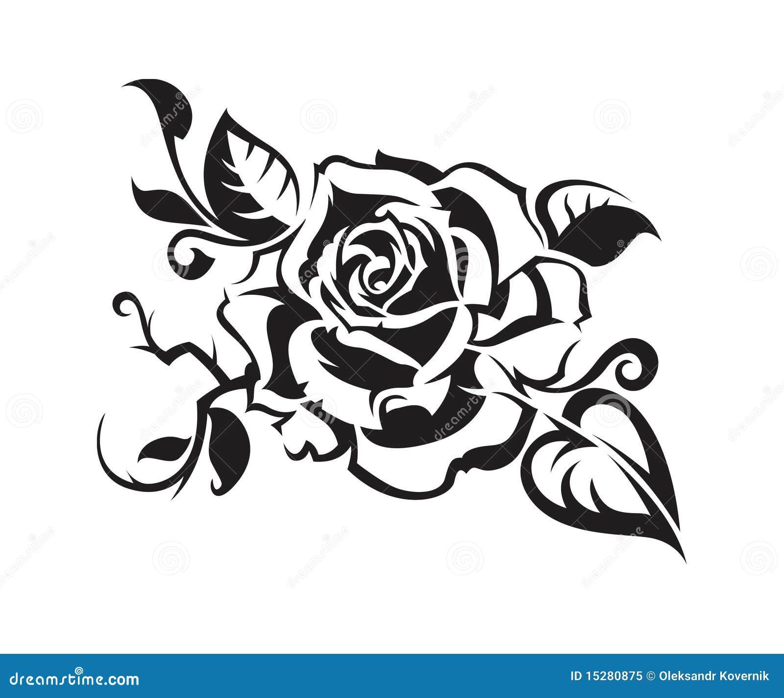 Black Rose White Background black-rose-15280875 jpg