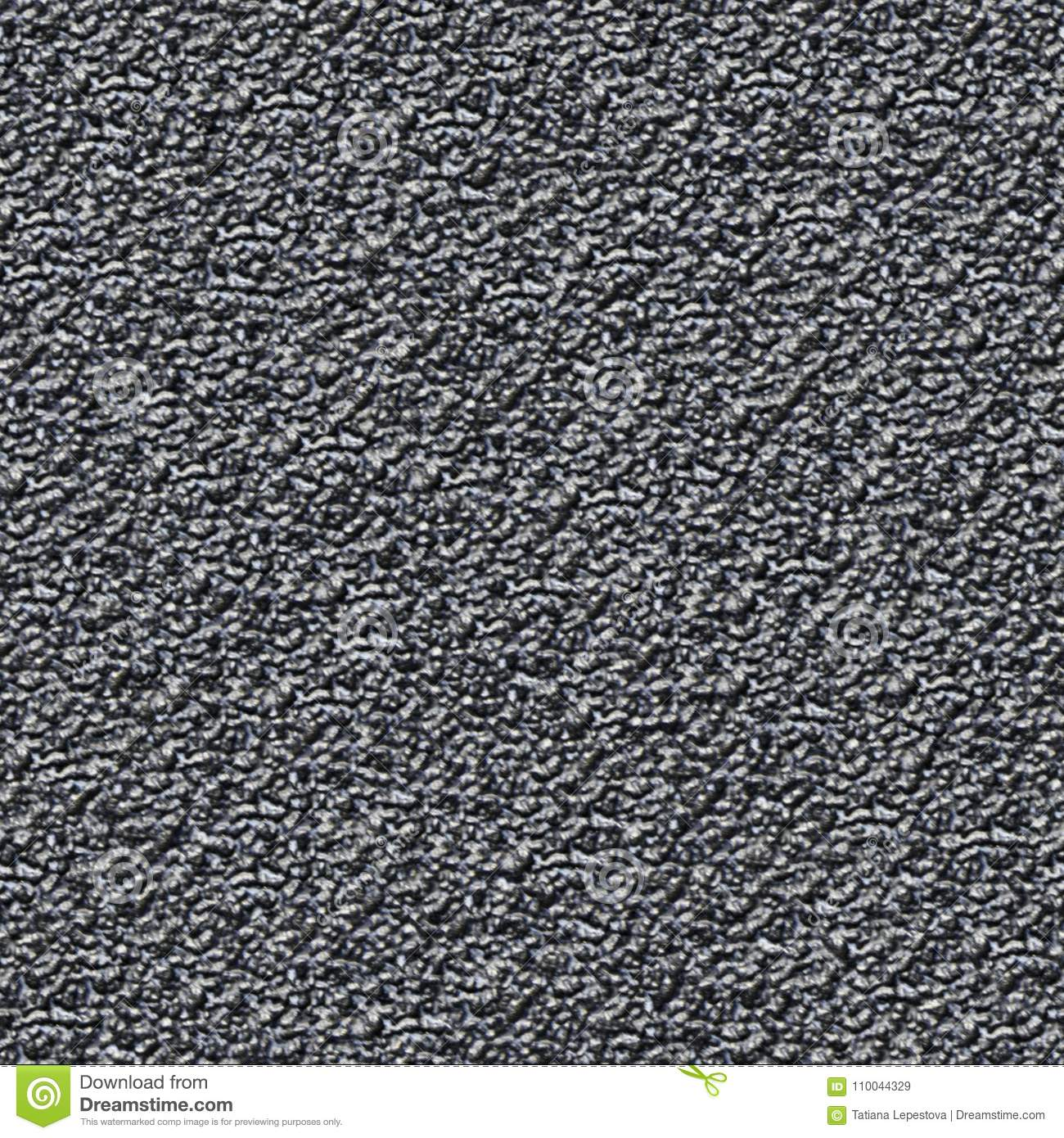 Black Rubber Seamless Texture Texture Map For 3d And 2d Stock Image Image Of Outfit Patch 110044329