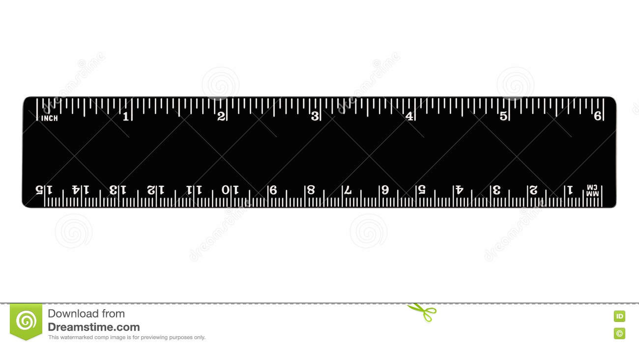 how to change the ruler from cm to inch