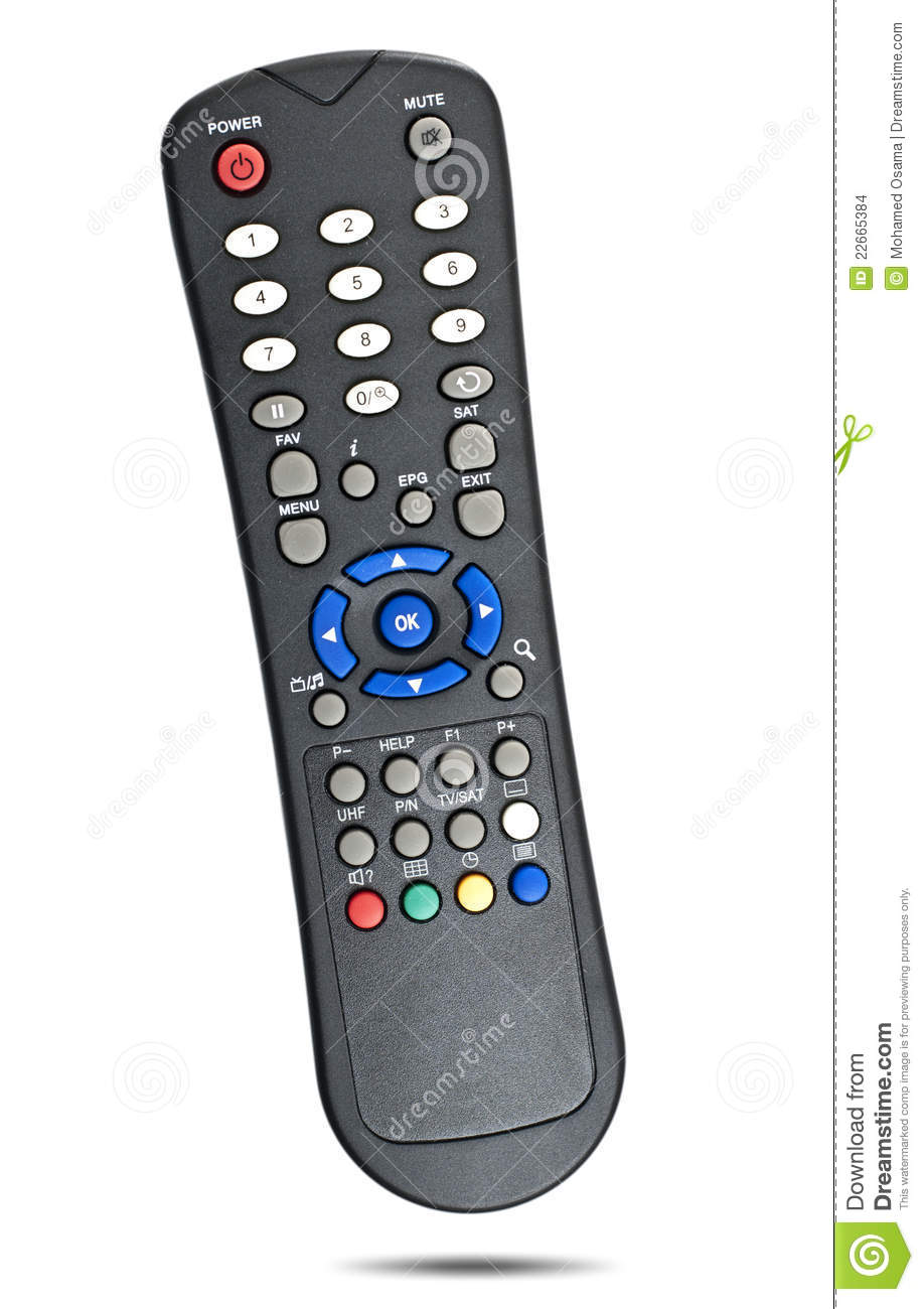 how to connect satellite remote to tv