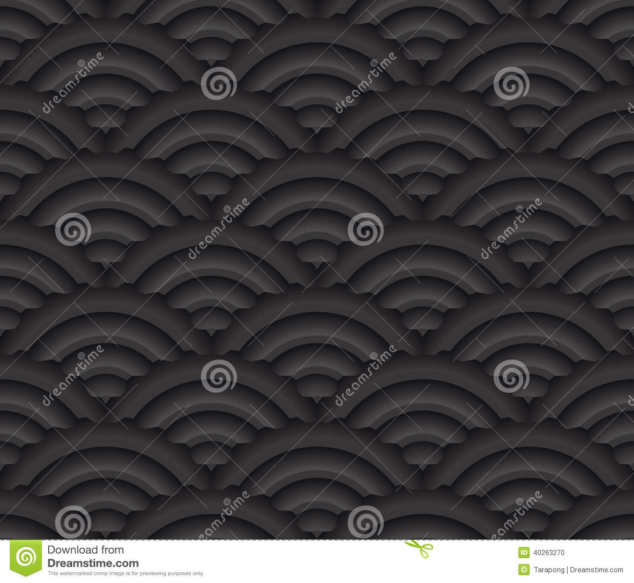 Book Cover Texture Japanese : Black seamless texture asian style vector backgrou stock