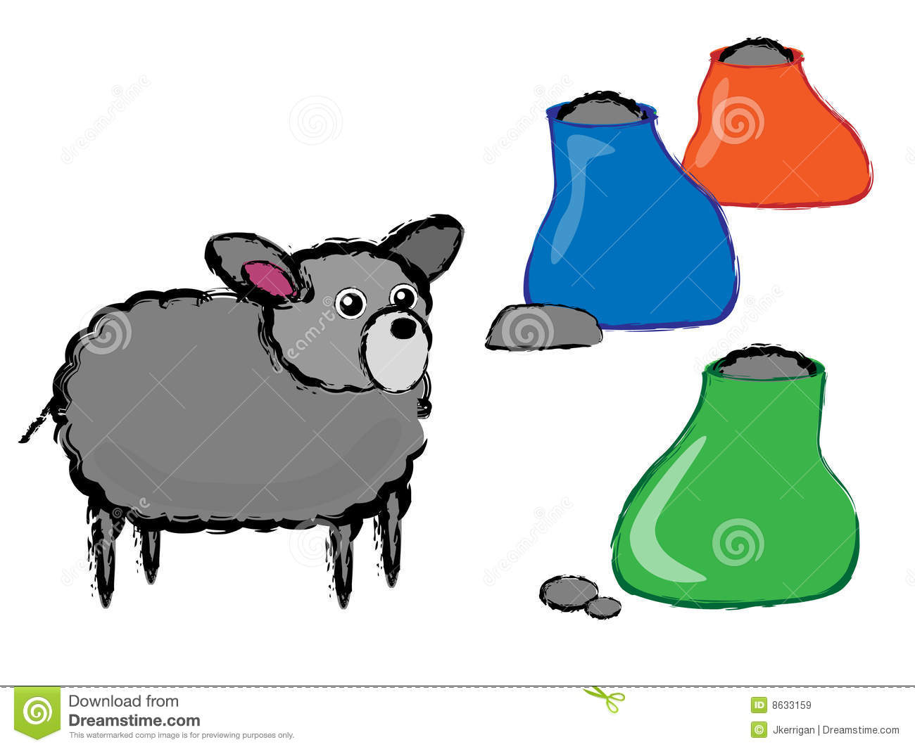 Stock Illustration Cartoon Farm Animals Pasture Sheep Horse Cow Pig Field Rural Landscape Children Illustration Image69583684 further Stock Illustration Collection Animal Crossing Signs Used Usa Image61167547 besides Lamb Toy in addition Stock Illustration Scared Cartoon Sheep Illustration Looking Image47054628 besides Cute Cartoon Cows. on animal cartoon sheep