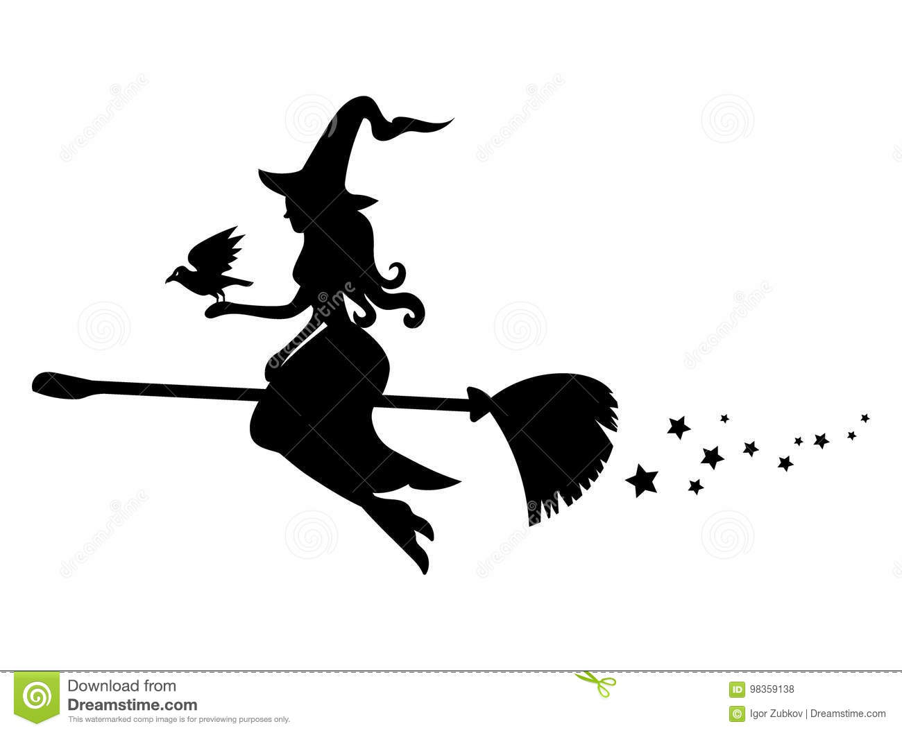 witch on a broomstick vector black silhouette vector witch broom clip art images witch broom clip art images