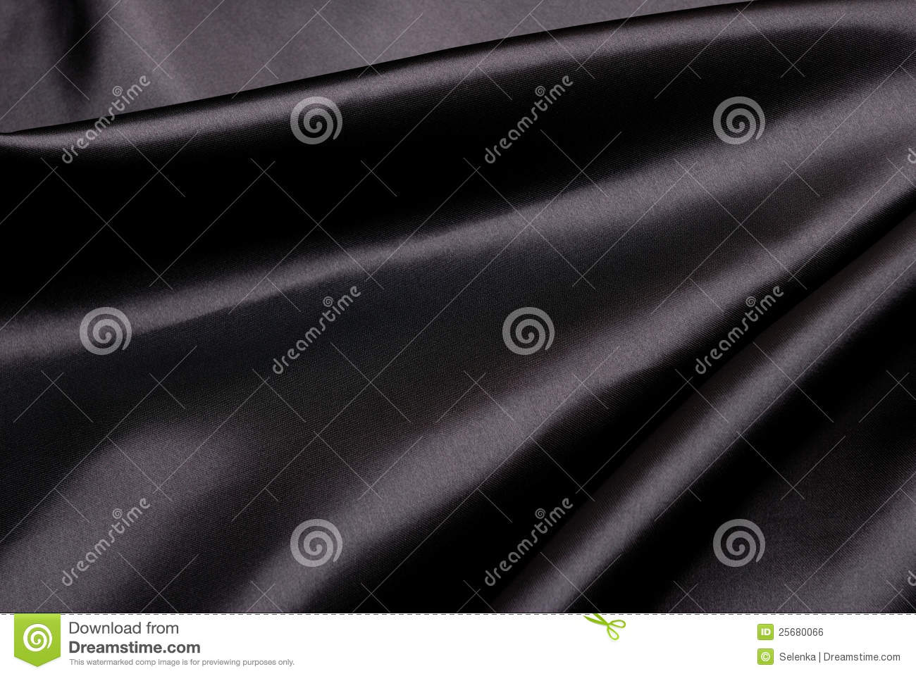 Black Silk Background. Royalty Free Stock Image - Image ...
