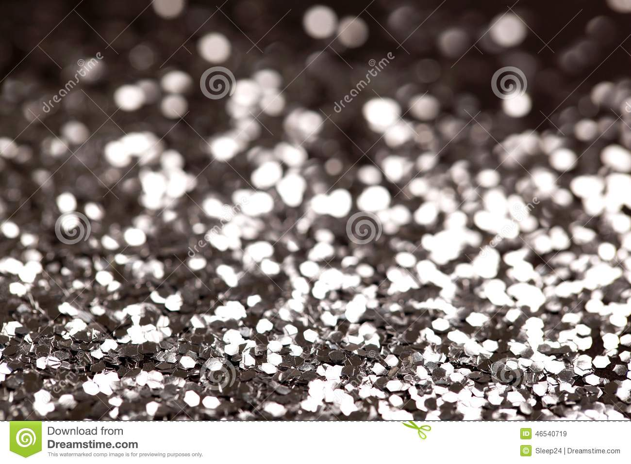 Black And Silver Sparkle Glitter Background Holiday
