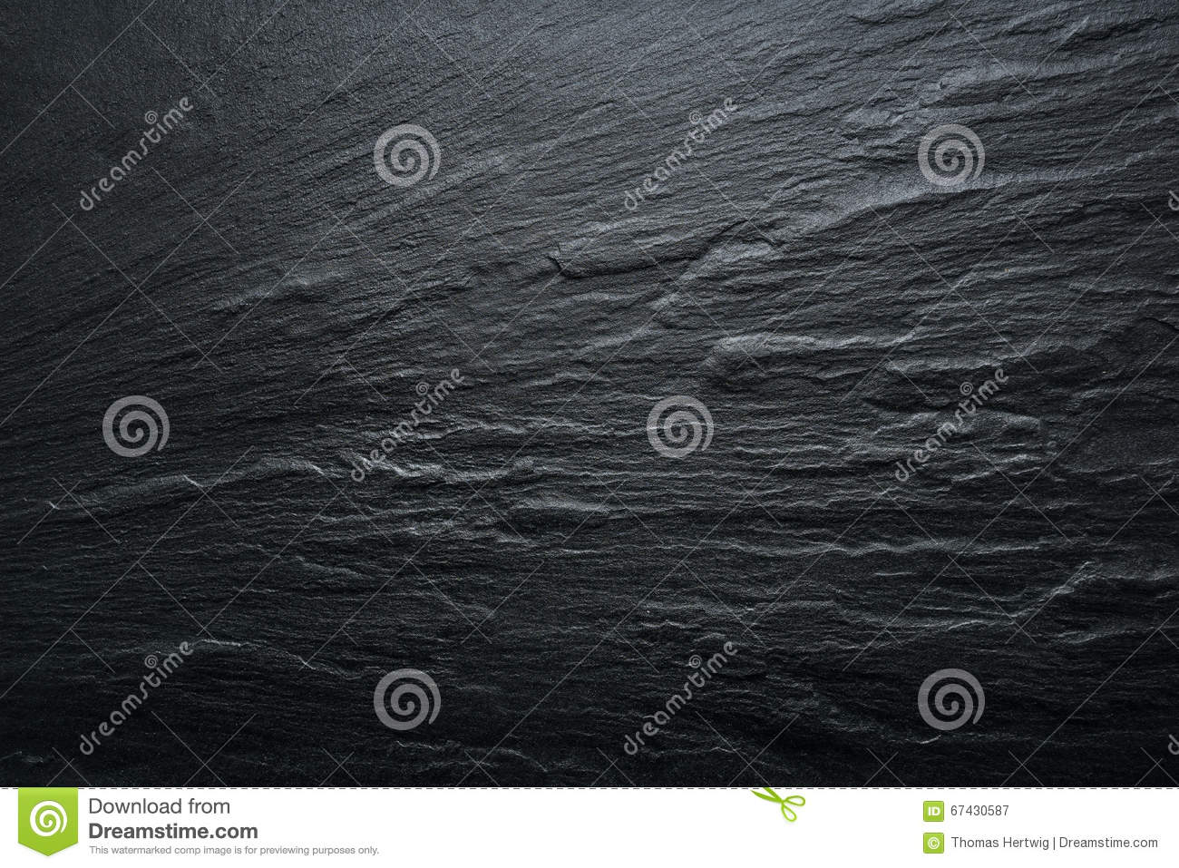 Black Slate Texture Background Stone Grunge Texture