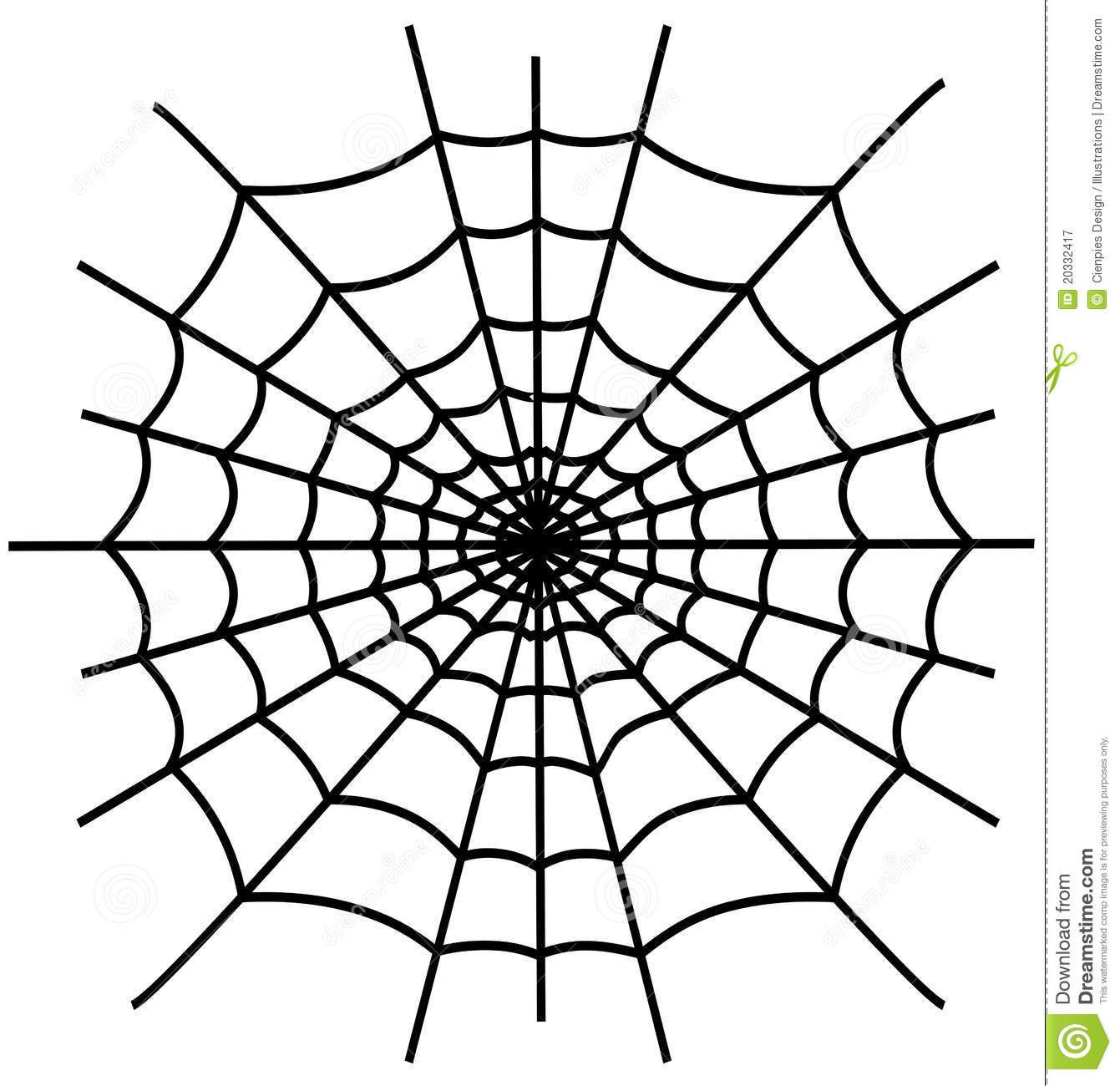 black spiderweb isolated stock vector illustration of cobweb 20332417. Black Bedroom Furniture Sets. Home Design Ideas
