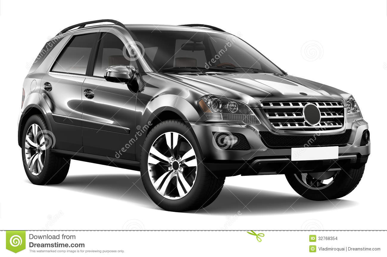 Car outline stock images