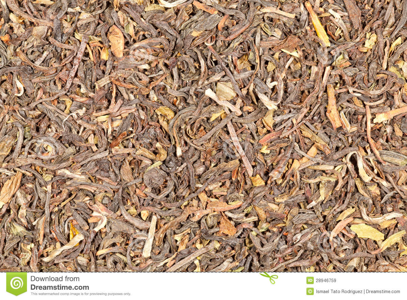 how to make black tea leaves