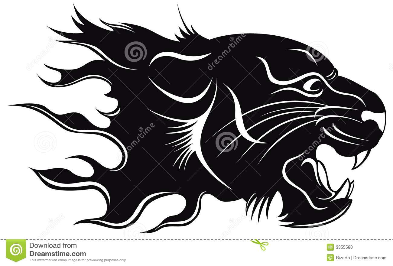Tiger and dragon yin yang symbol stock vector illustration of black tiger stock photo biocorpaavc