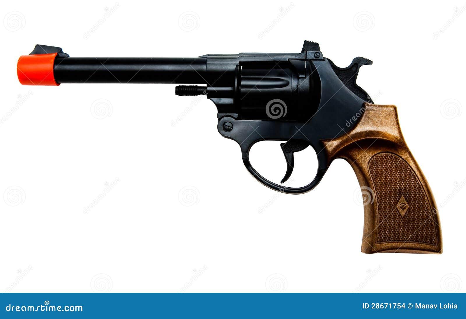 Black Toy Gun Stock Images Image 28671754