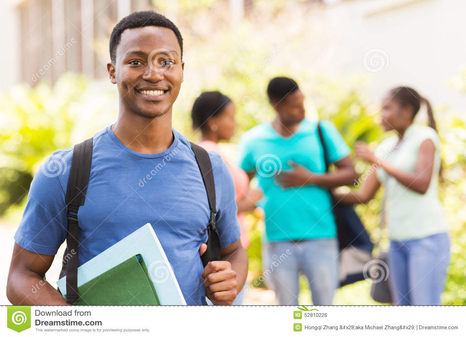 black university student stock photo image 52810226 Students Working Clip Art teacher helping student clipart