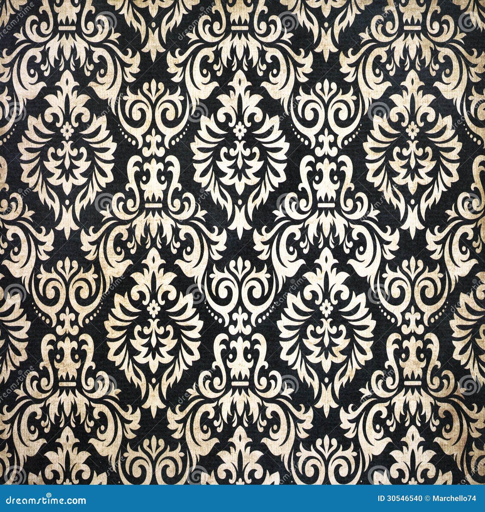 Black Vintage Background Stock Photo - Image: 30546540