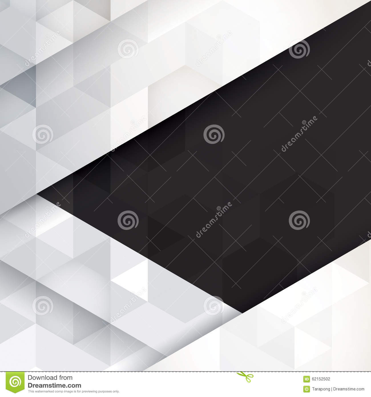 Book Cover Design Black And White : Black and white abstract background vector stock