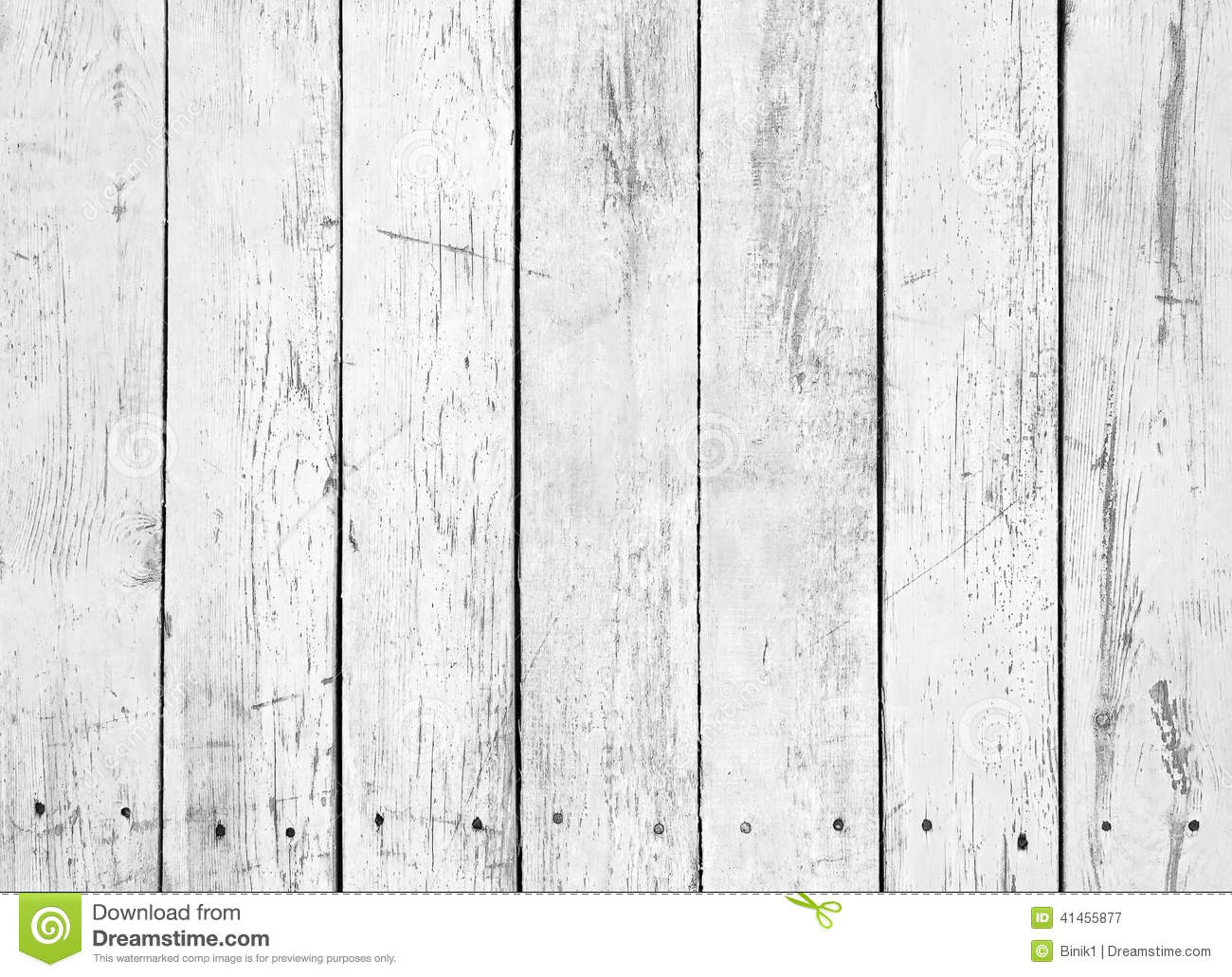 Black And White Background Of Wooden Plank Stock Image