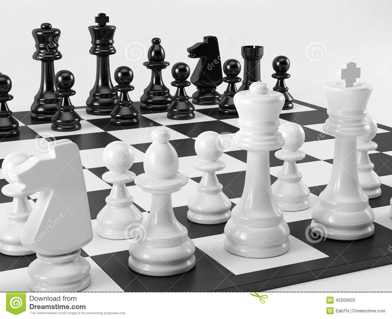 free illustration chessboard render - photo #21