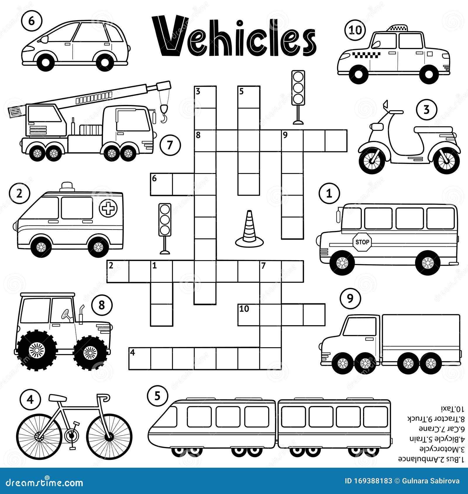 Crossword Puzzle Stock Illustrations 9 046 Crossword Puzzle Stock Illustrations Vectors Clipart Dreamstime