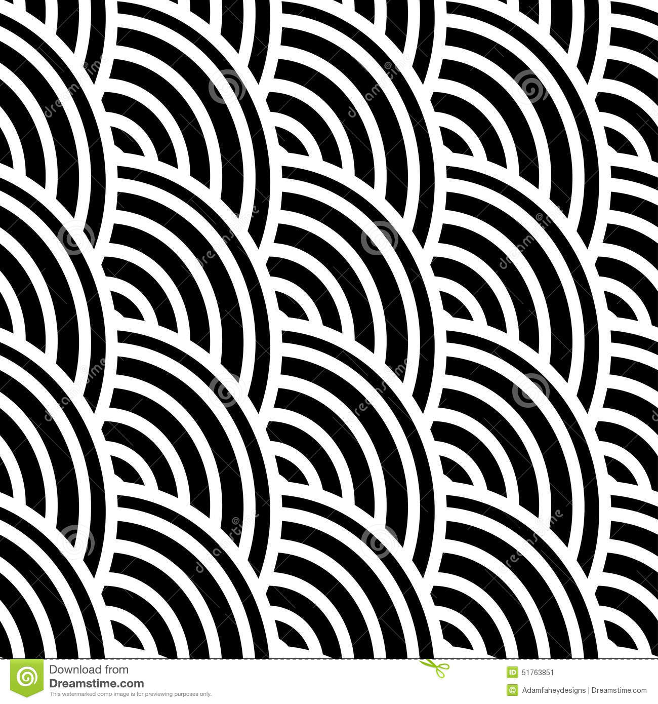 Curved pattern - photo#5