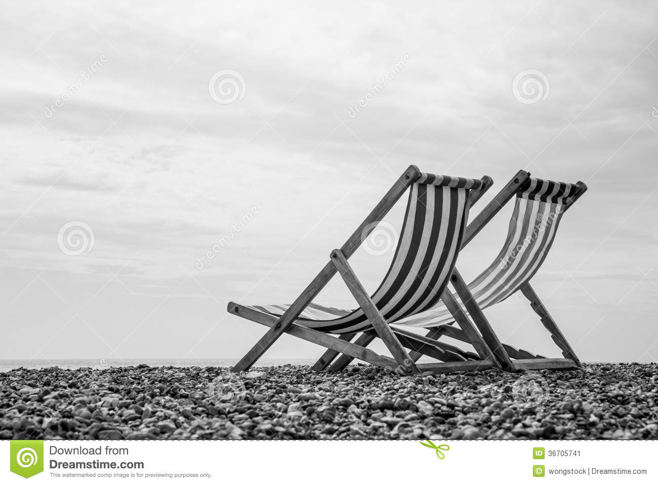 Black And White Beach Chair to Pin on Pinterest PinsDaddy