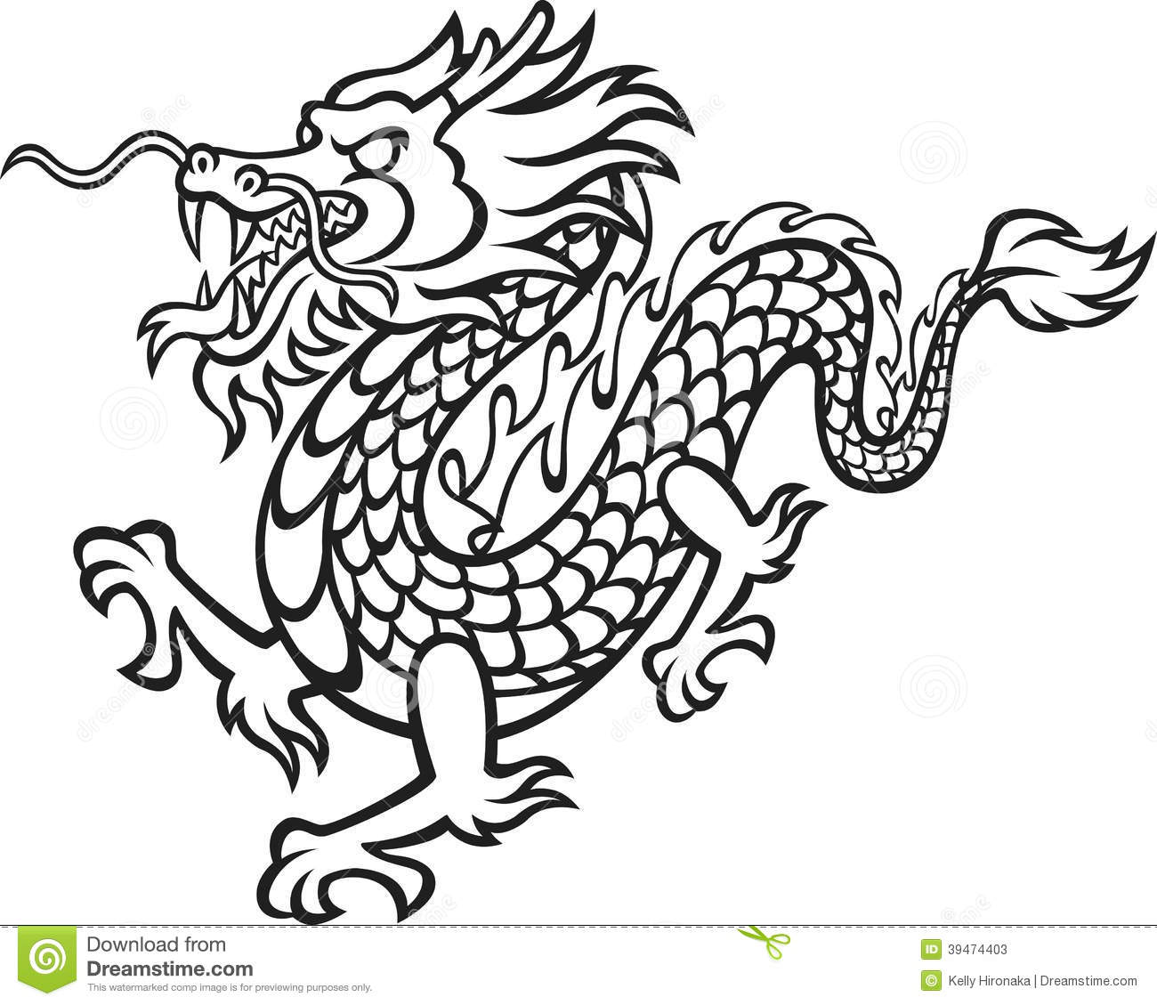 Bin coloring page