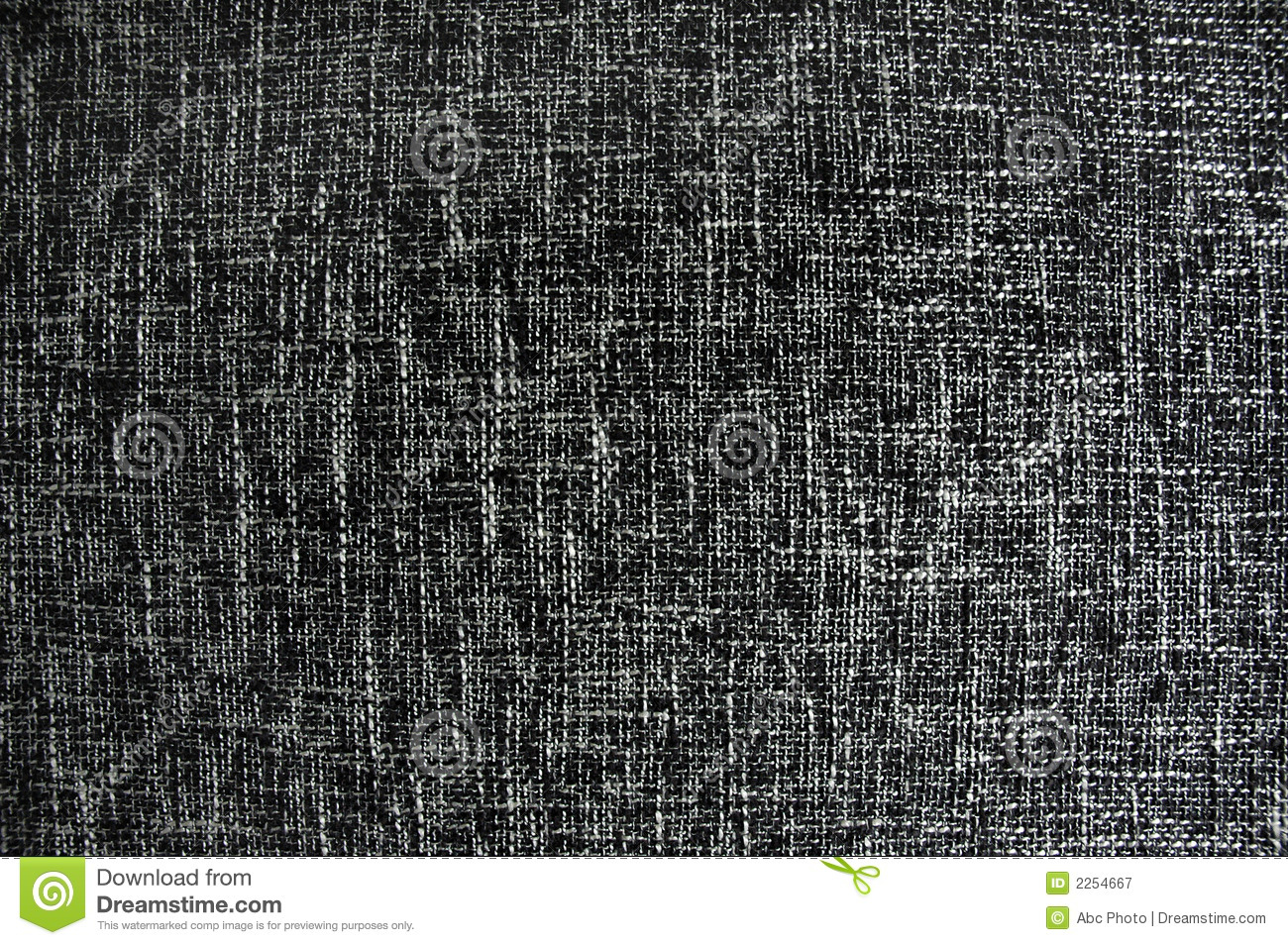 Black and white fabric texture royalty free stock for Black and white fabric