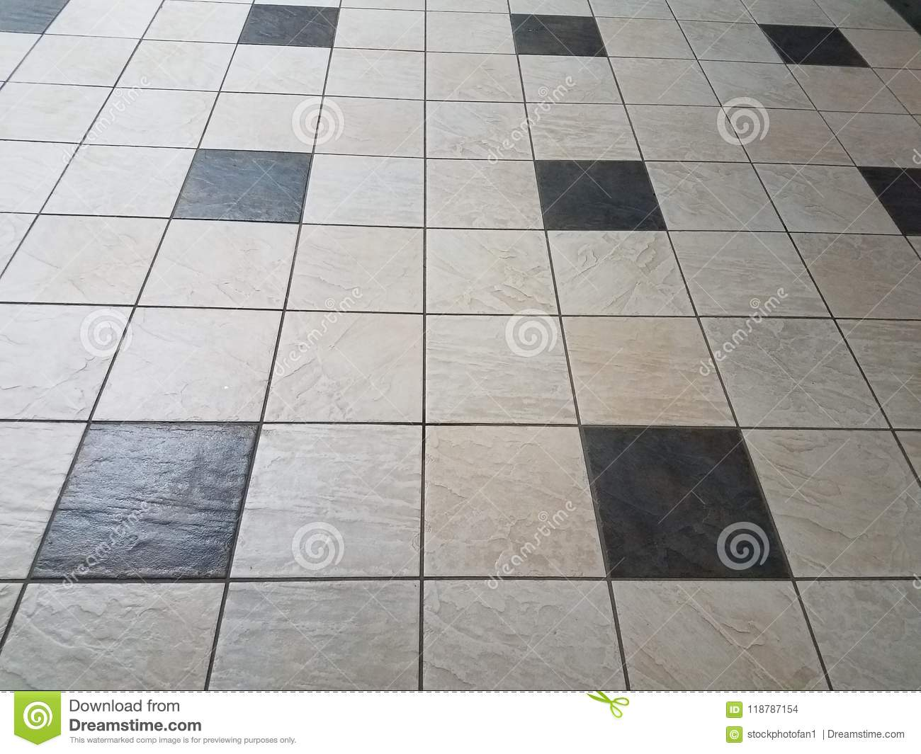 Black And White Floor Tiles Stock Photo Image Of Tiling