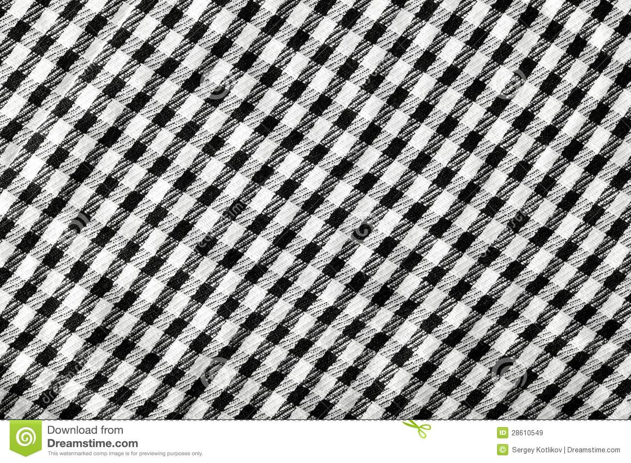 Black And White Keffiyeh Background Royalty Free Stock