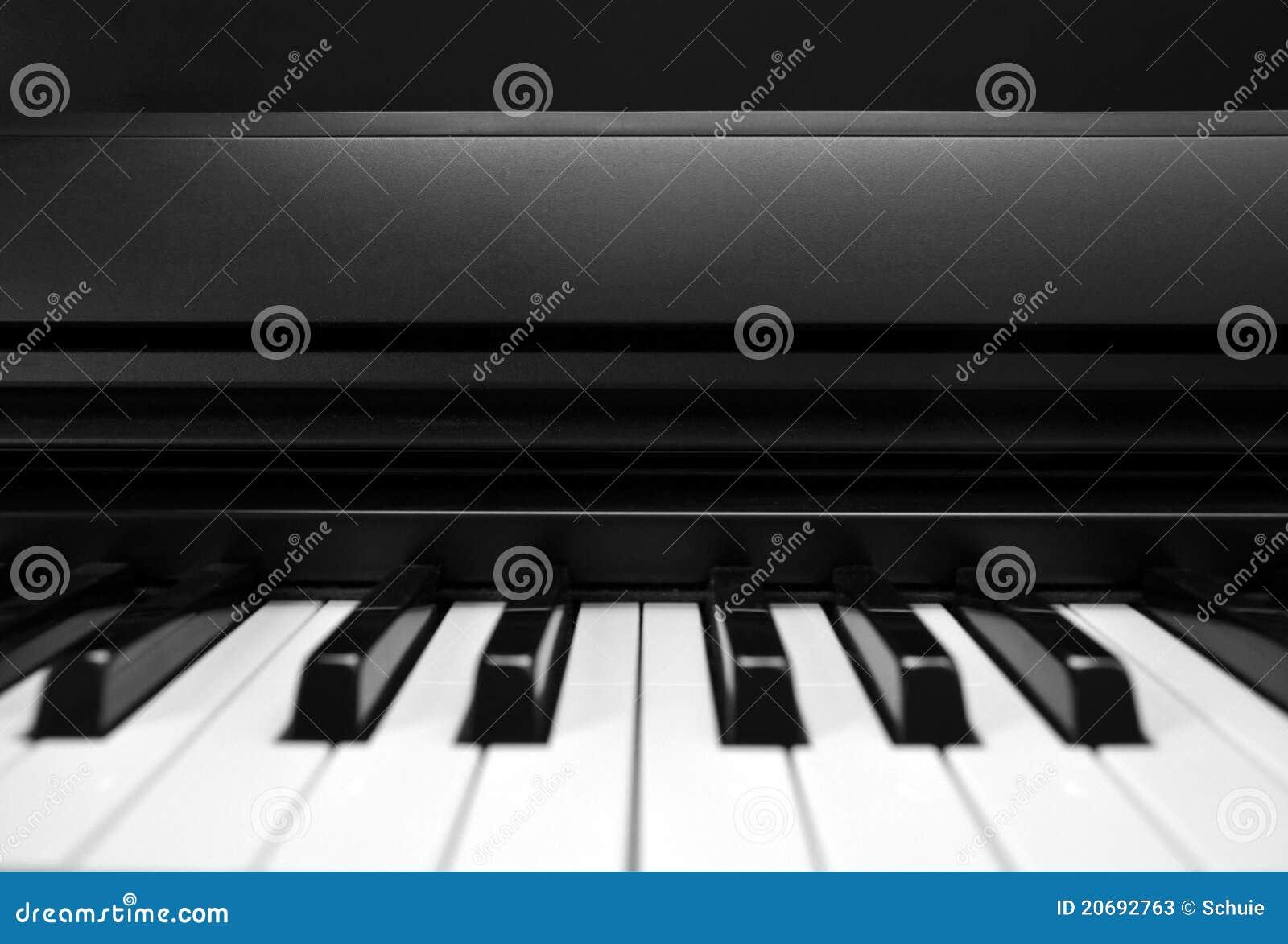 The Black (and White) Keys