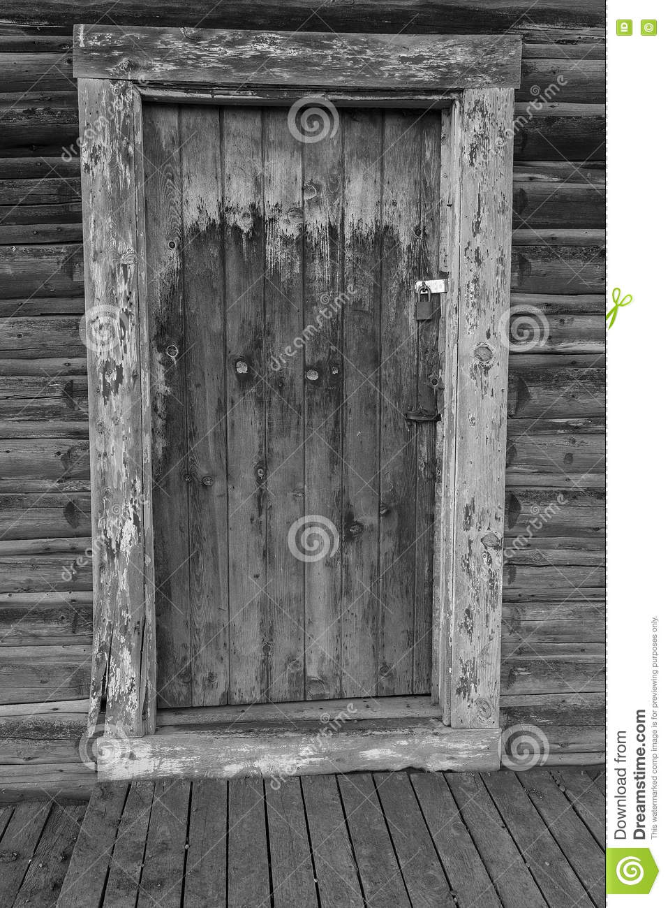 Old barn door black and white black and white old barn door stock