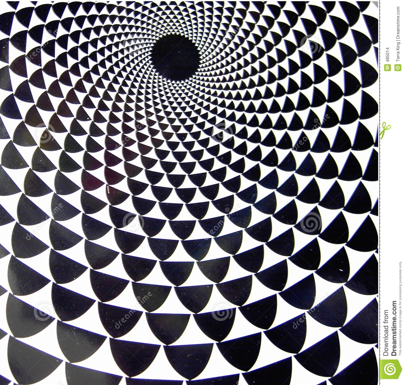 Black And White Pattern Stock Illustration Illustration Of Groovy