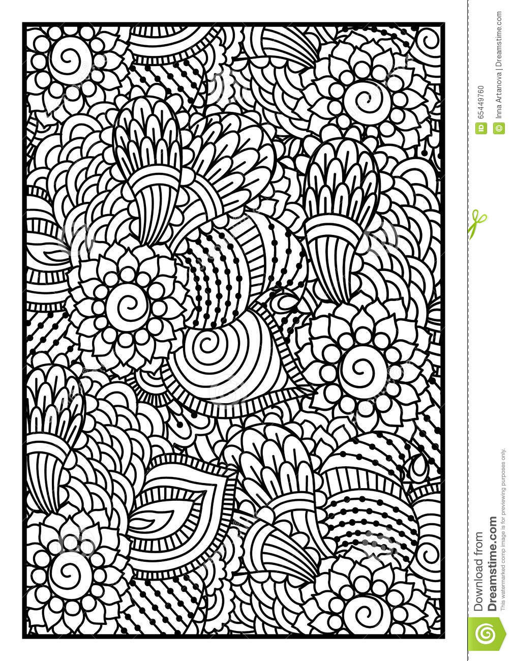 Book Cover Black And White Design : Black and white pattern stock vector illustration of