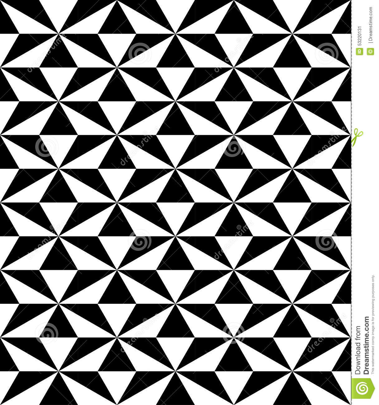 black and white modern patterns