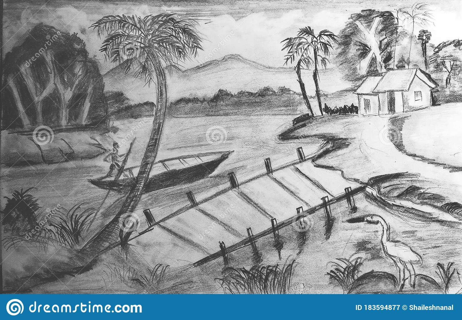 5 524 Indian Village Scenery Photos Free Royalty Free Stock Photos From Dreamstime Collection of scenery drawing images. dreamstime com