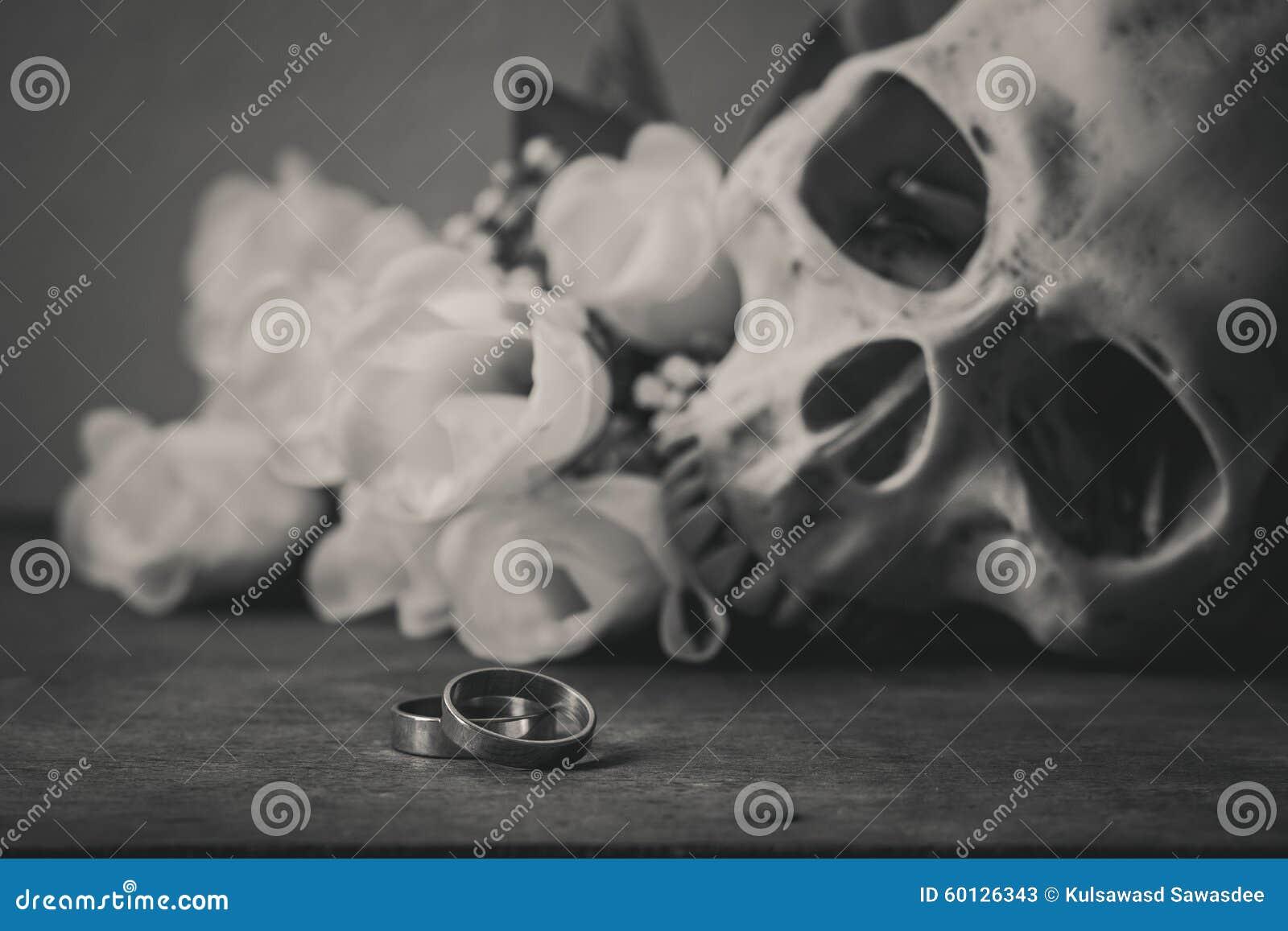 Creepy wedding rings