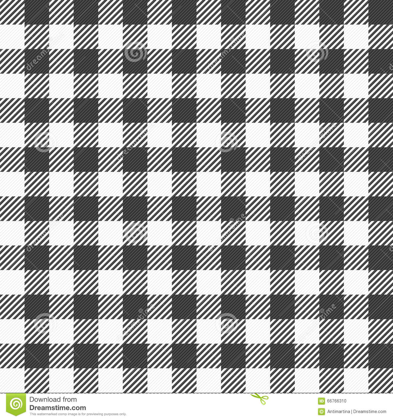 royaltyfree vector download black and white plaid tablecloth