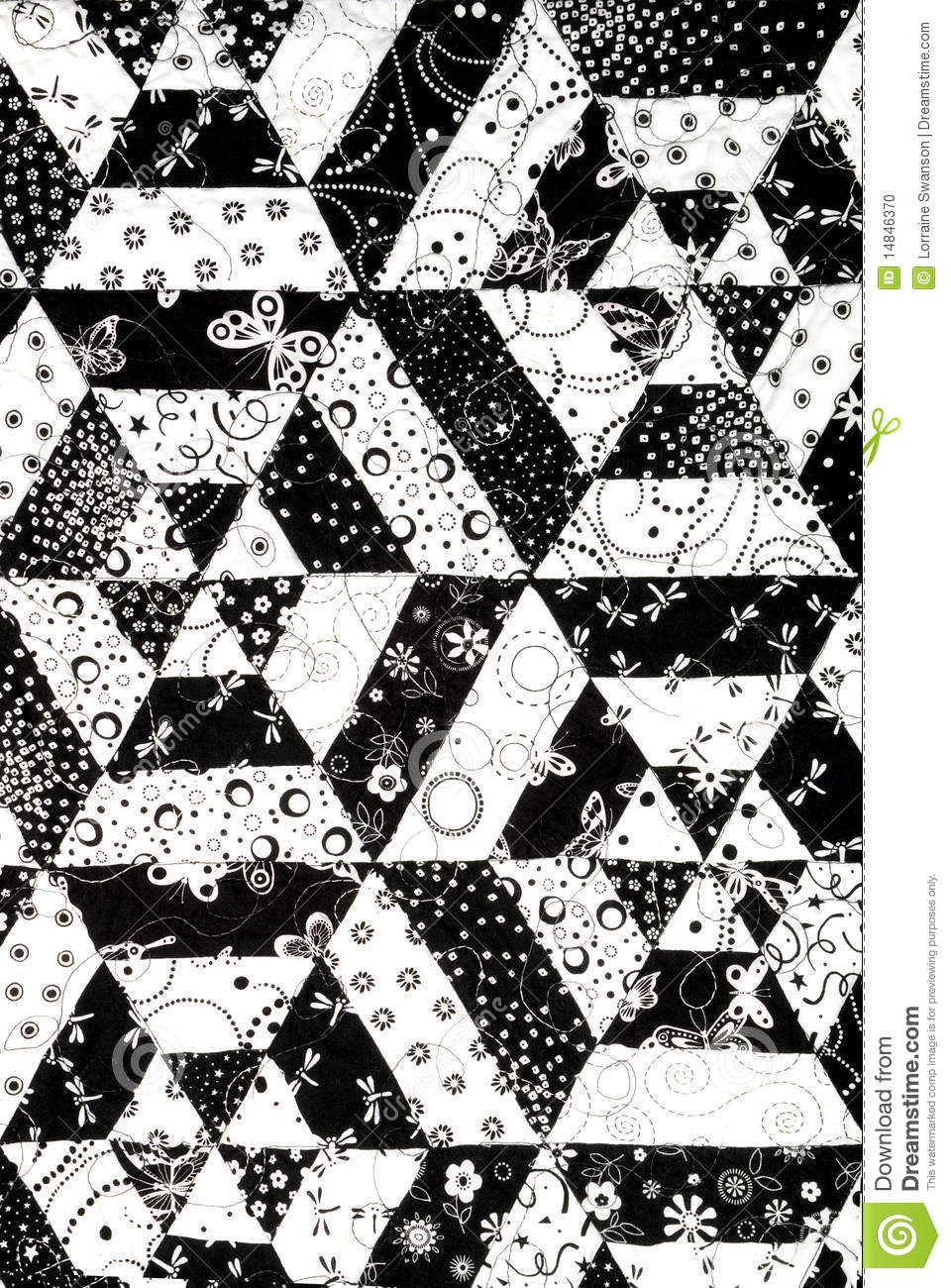 white wonderful of sew and kind quilt black
