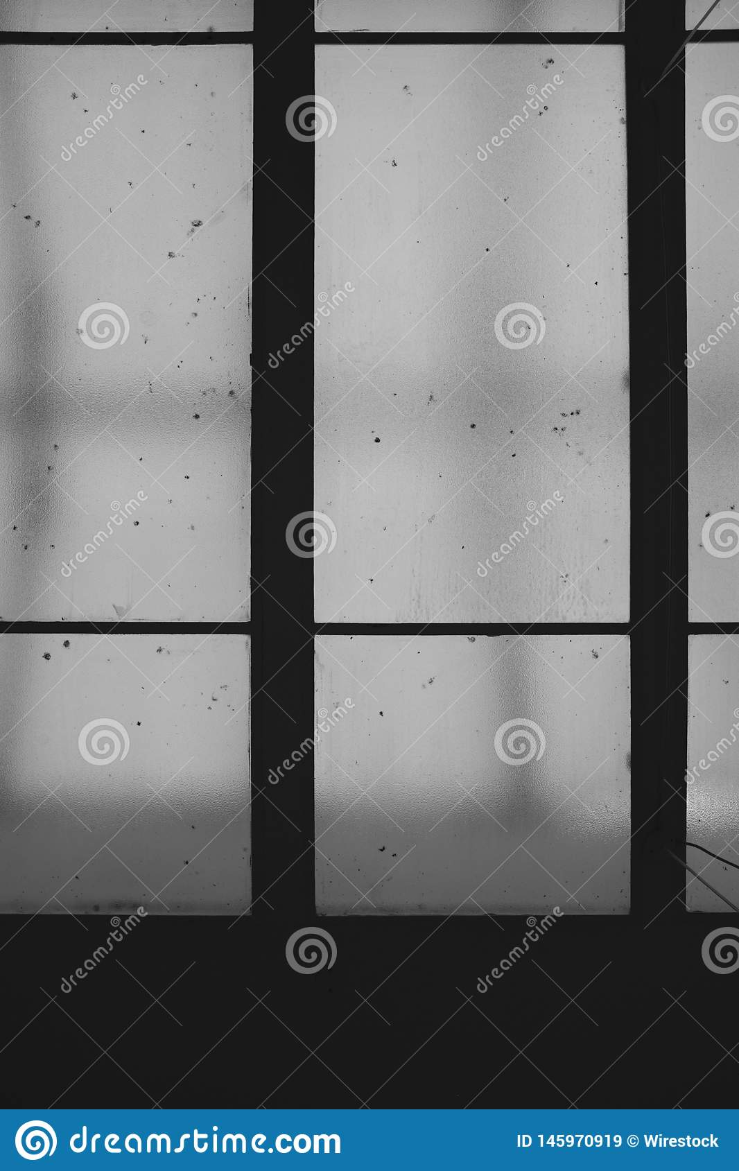 Black and white shadow pattern for background