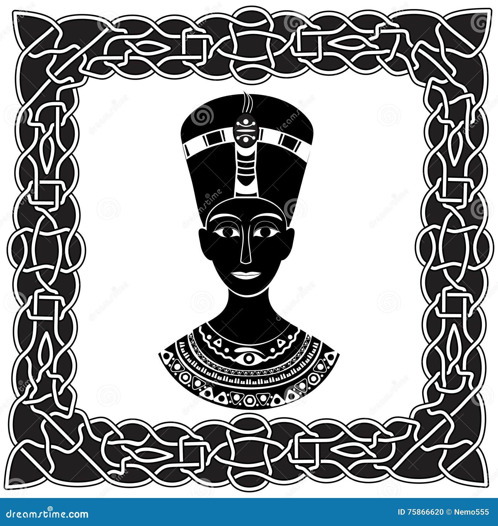 nefertiti and cleopatra