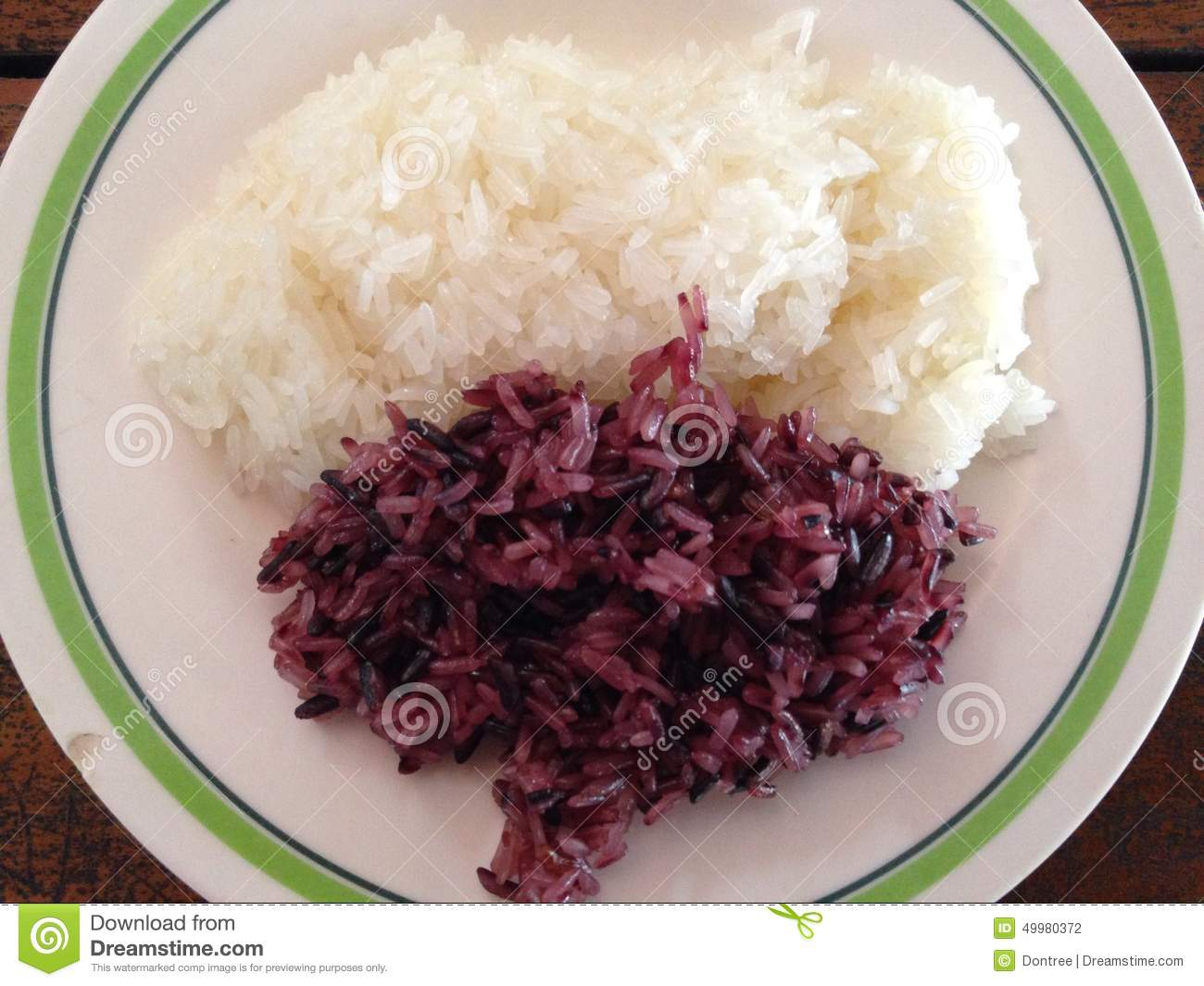 how to make sticky white rice