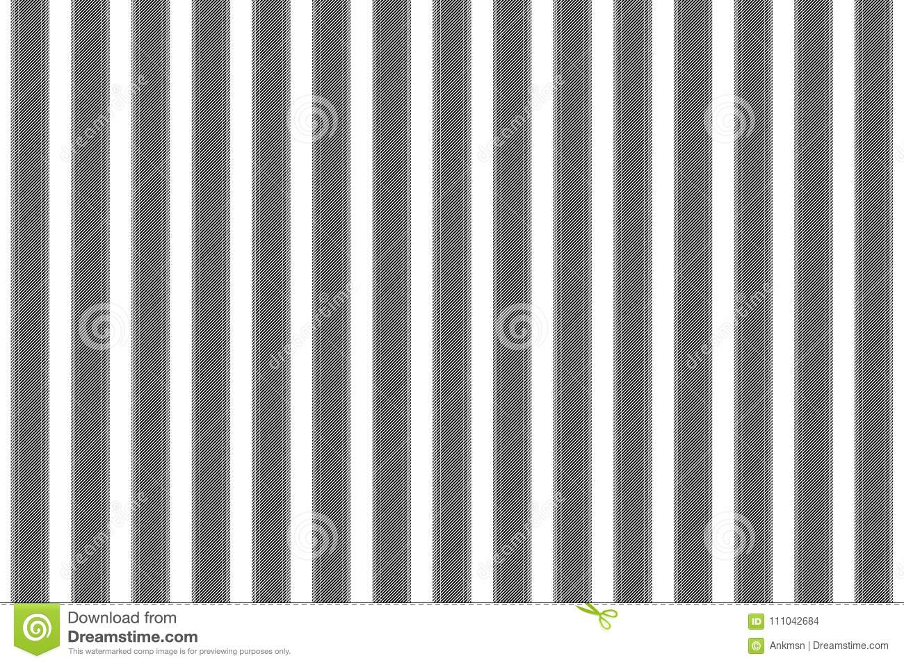 bcc3a57d831ba Black White Striped Classic Fabric Texture Stock Vector ...