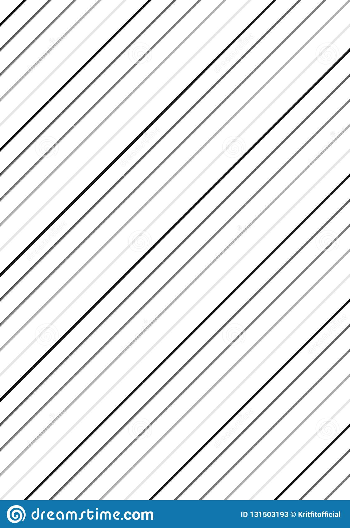 Black & White Stripes pattern