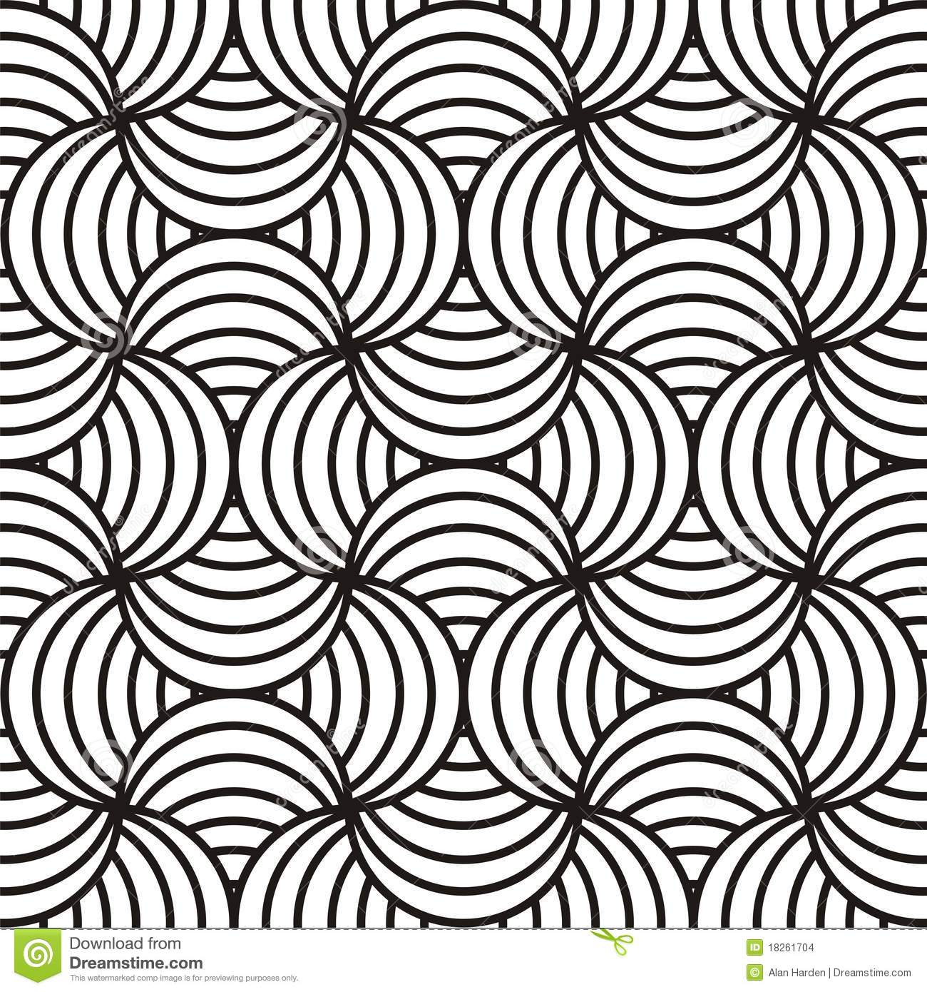 Black white swirling design stock vector illustration of backdrop curve 18261704 - Any design using black and white ...
