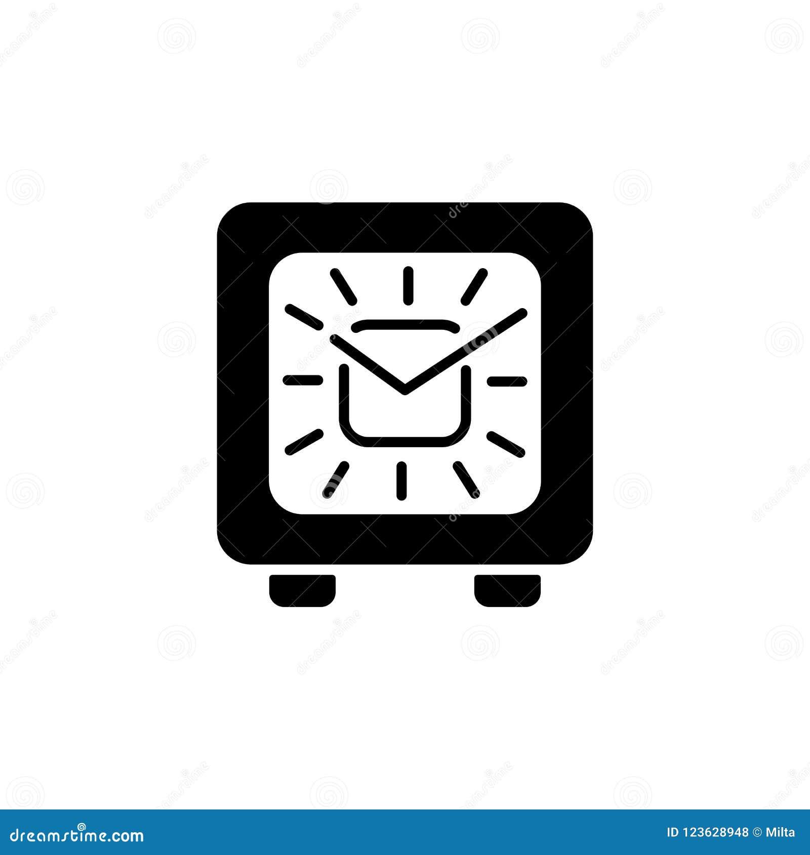2212dbc82a02a5 Desk Alarm Stock Illustrations – 1