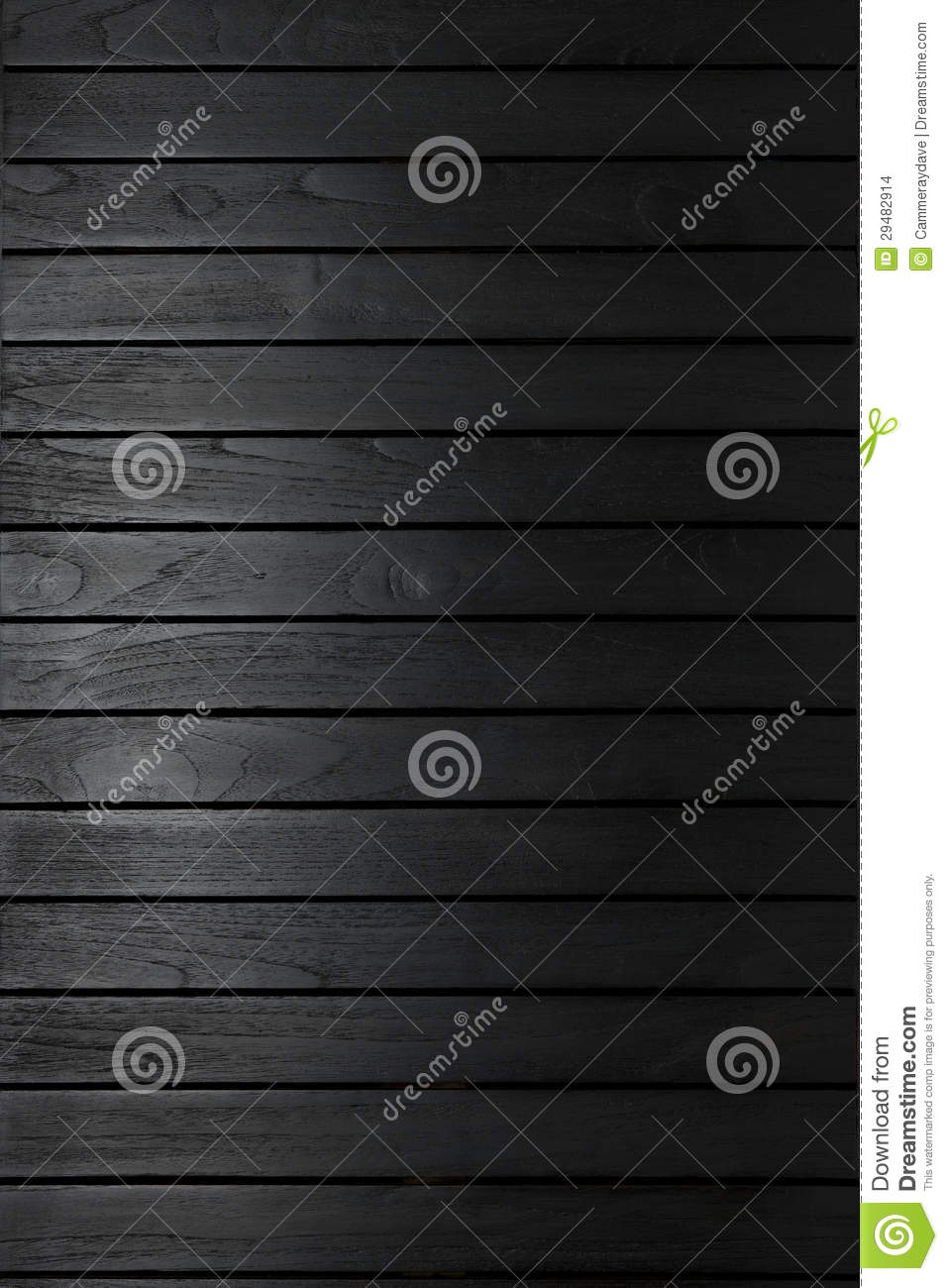 Abstract Black Texture Wood Background
