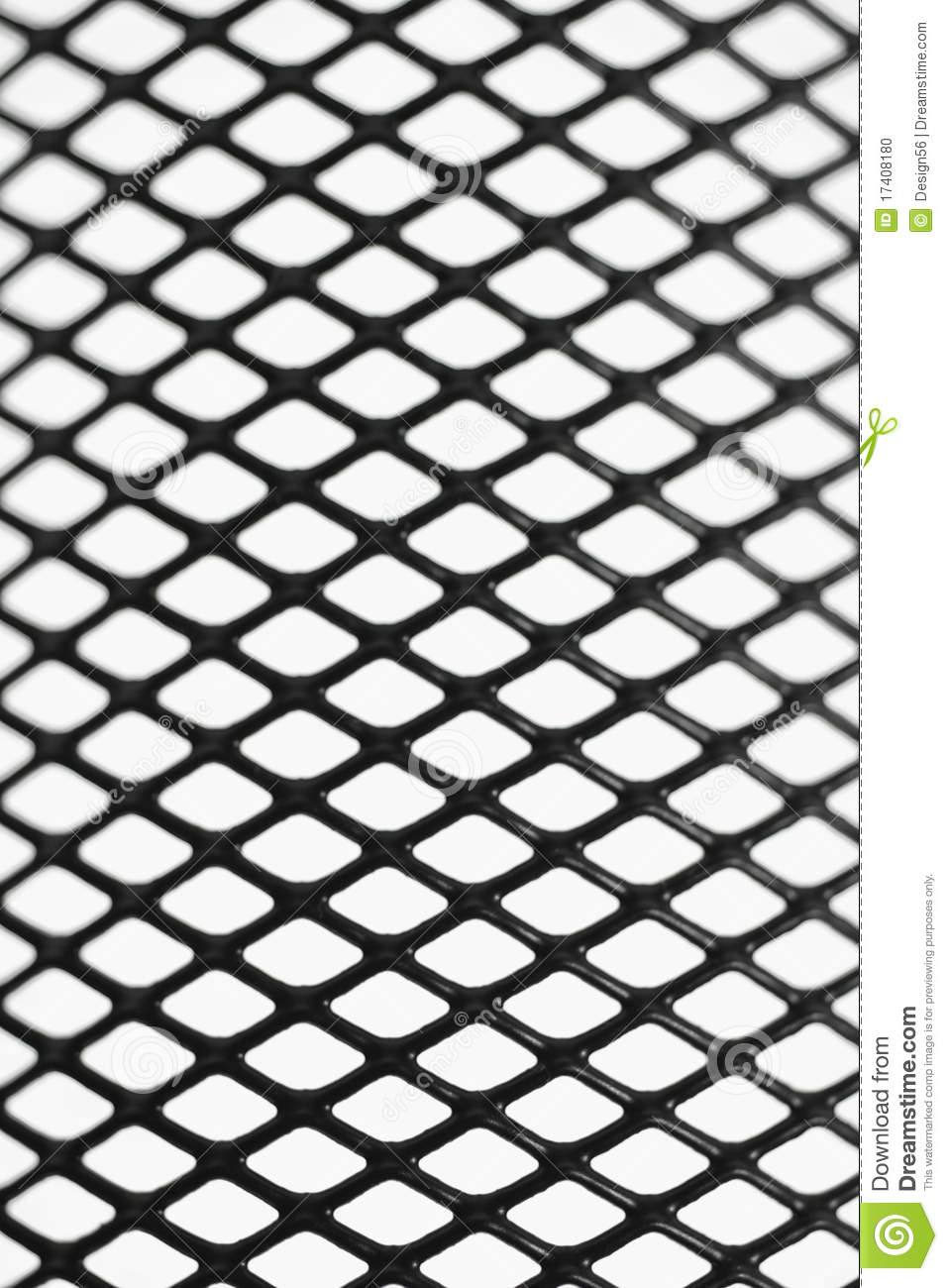 Black Wire Cloth : Black wire mesh pattern stock photo image of shape